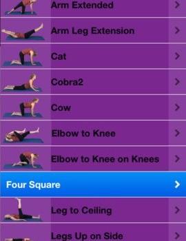 Pilates Ekran Görüntüleri - 7