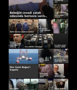 Posta eGazete Ekran Görüntüleri - 2