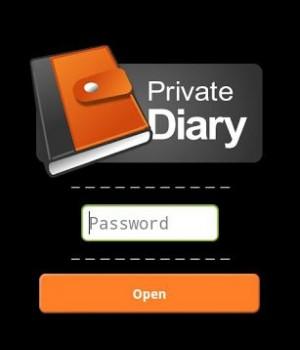 Private DIARY Ekran Görüntüleri - 8