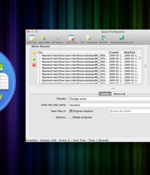 Quick File Renamer Ekran Görüntüleri - 1