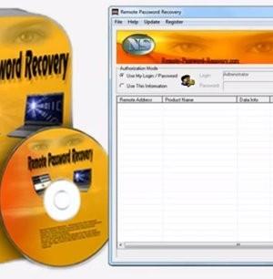 Remote Password Recovery Ekran Görüntüleri - 2
