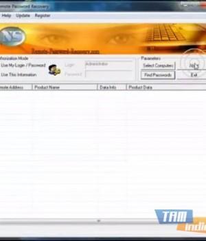 Remote Password Recovery Ekran Görüntüleri - 4