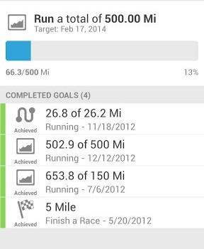 RunKeeper - GPS Track Run Walk Ekran Görüntüleri - 4