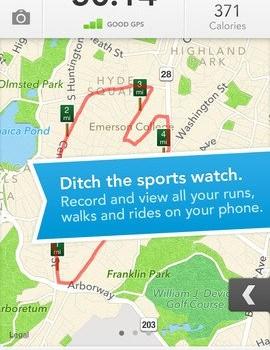 RunKeeper - GPS Track Running Walking Cycling Ekran Görüntüleri - 4