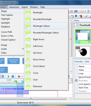 ActivePresenter Ekran Görüntüleri - 6