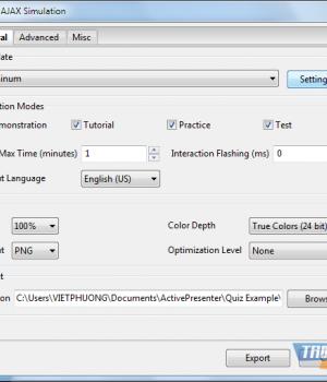 ActivePresenter Ekran Görüntüleri - 9