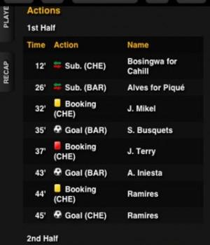 ScoreMobile FC Ekran Görüntüleri - 4