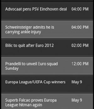 ScoreMobile FC Ekran Görüntüleri - 7