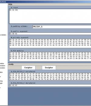 SCV Cryptomanager Ekran Görüntüleri - 1