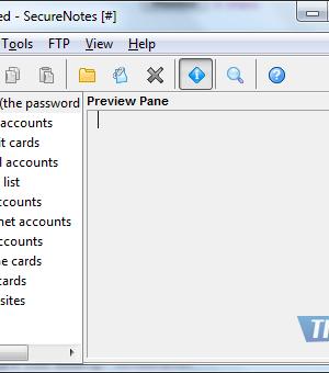 SecureNotes Ekran Görüntüleri - 1