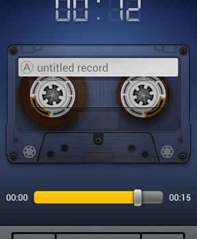 Ses Kaydedici Ekran Görüntüleri - 1
