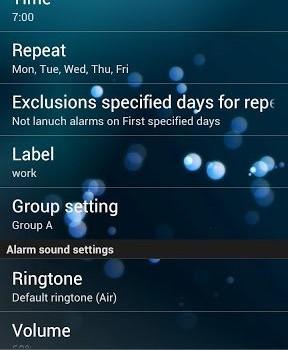 Smart Alarm Ekran Görüntüleri - 5