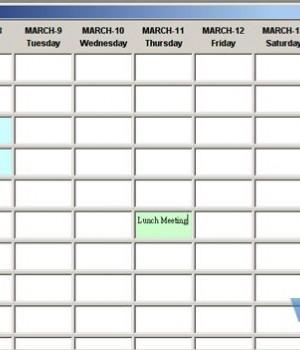 Smart Calendar Software Ekran Görüntüleri - 4