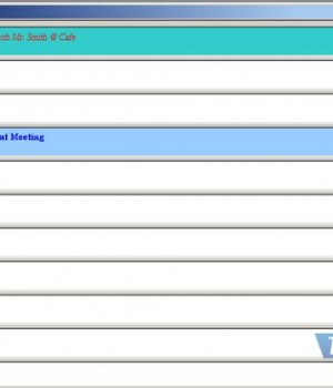 Smart Calendar Software Ekran Görüntüleri - 1