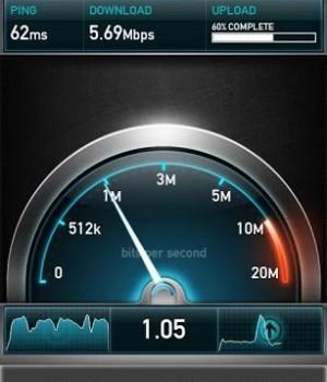 Speedtest.net Ekran Görüntüleri - 2