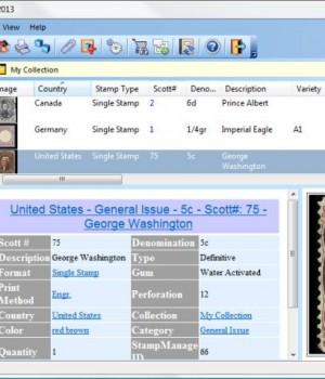 StampManage Ekran Görüntüleri - 1