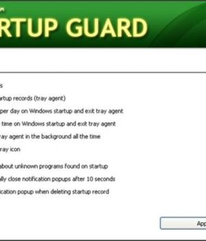 Startup Guard Ekran Görüntüleri - 2