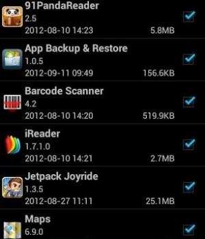 Super Backup Ekran Görüntüleri - 5