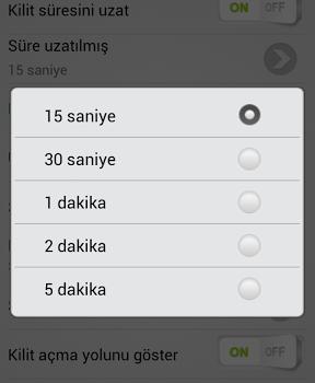 Süper uygulama kilit Ekran Görüntüleri - 4