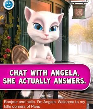 Talking Angela Ekran Görüntüleri - 5