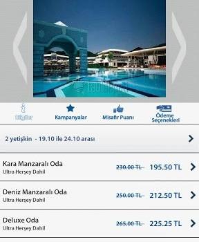 Tatil Sepeti Ekran Görüntüleri - 3