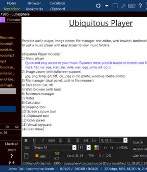 Ubiquitous Player Ekran Görüntüleri - 2