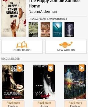 Ücretsiz Kitaplar Ekran Görüntüleri - 4