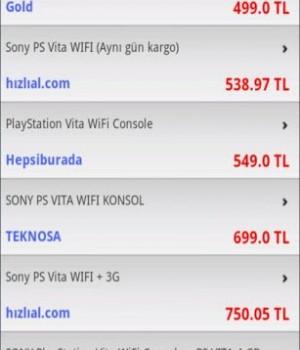 Ucuz Fiyat Ara Ekran Görüntüleri - 3
