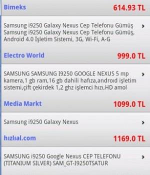 Ucuz Fiyat Ara Ekran Görüntüleri - 2