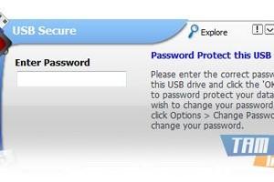 USB Secure Ekran Görüntüleri - 6