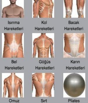 Vücut Geliştirme Ekran Görüntüleri - 5