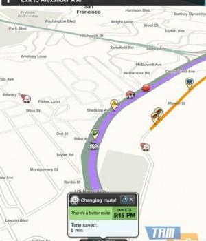 Waze Social GPS Traffic & Gas Ekran Görüntüleri - 2