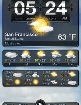 Weather+ Ekran Görüntüleri - 10