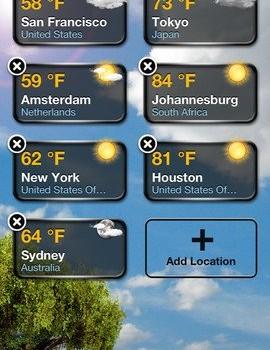 Weather+ Ekran Görüntüleri - 8