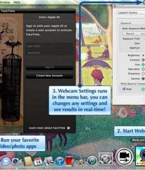 Webcam Settings Ekran Görüntüleri - 3