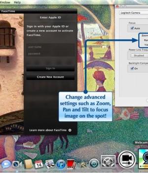 Webcam Settings Ekran Görüntüleri - 1