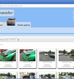 WiFi File Transfer Ekran Görüntüleri - 5