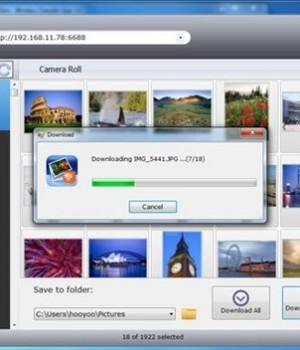 Wireless Transfer App for Windows Ekran Görüntüleri - 2
