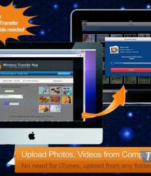 Wireless Transfer App Ekran Görüntüleri - 2