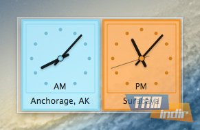 World Clock Deluxe Ekran Görüntüleri - 3