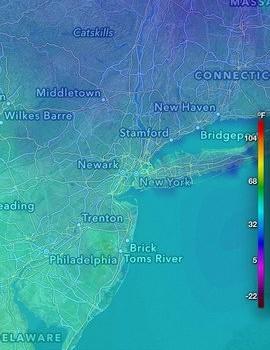 Yahoo! Weather Ekran Görüntüleri - 2