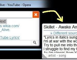 YouTube Lyrics by Rob W-For Opera Ekran Görüntüleri - 2
