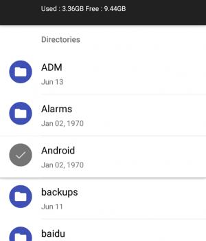 Amaze File Manager Ekran Görüntüleri - 1