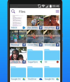AnyCloud Ekran Görüntüleri - 1