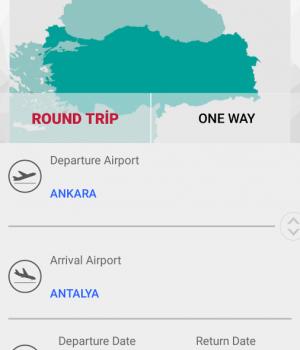 Borajet Airlines Ekran Görüntüleri - 6