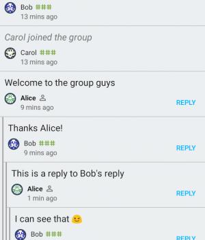 Briar Beta Ekran Görüntüleri - 1