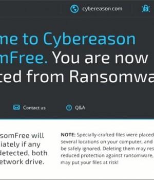 Cybereason RansomFree Ekran Görüntüleri - 2
