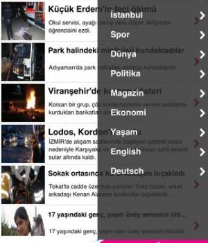 Doğan Haber Ajansı Ekran Görüntüleri - 3