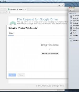 File Request Ekran Görüntüleri - 1