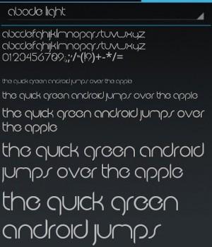Font Installer Ekran Görüntüleri - 3